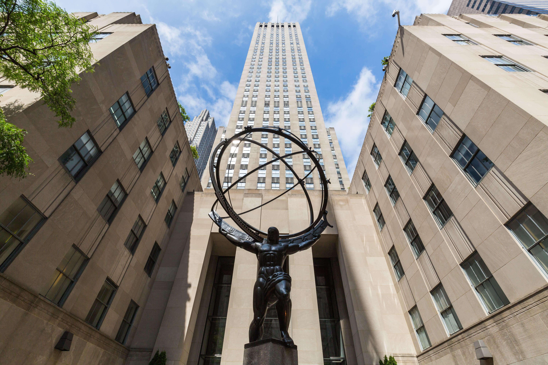 Rockefeller center: A top NYC attraction