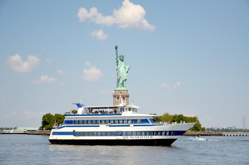 Manhattan II Liberty Cruise